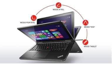 Portátil ThinkPad YOGA Intel Core i5-5200U